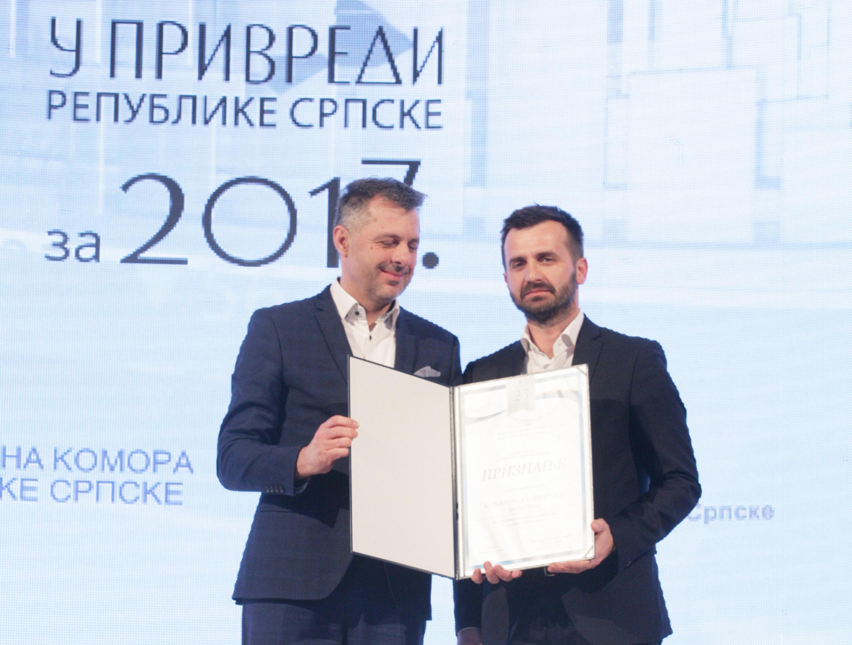 Banjalučkoj pivari nagrada za društvenu odgovornost
