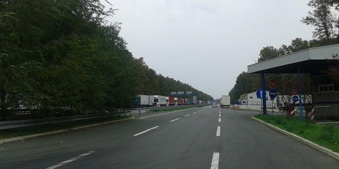 Uskoro obnova autoputa na ulasku u Srbiju