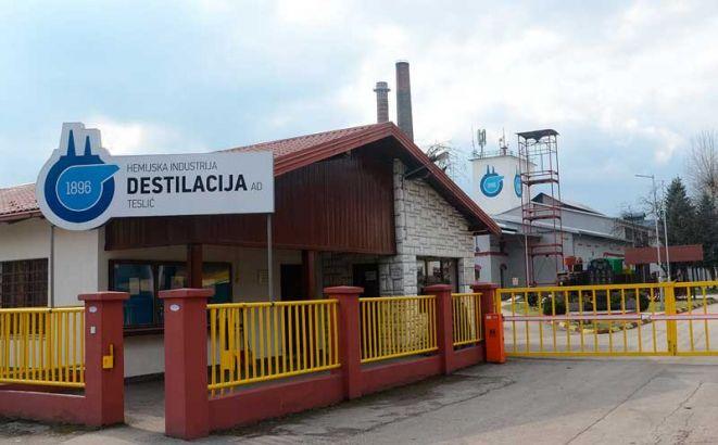Destilacija gasi proizvodnju