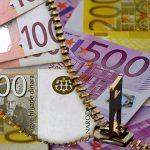 NBS prodala 30 miliona evra, kurs u ponedjeljak 118