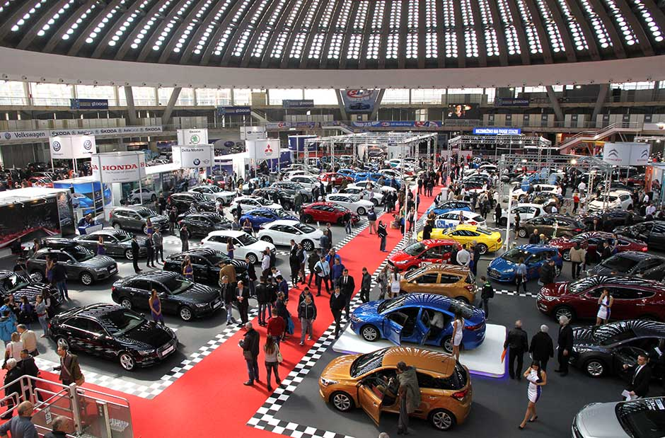 Pala prodaja automobila u EU