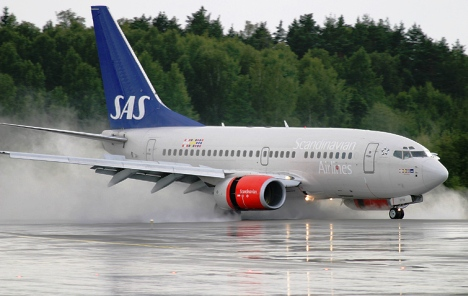 SAS Scandinavian Airlines uveo direktnu liniju Kopenhagen – Sarajevo