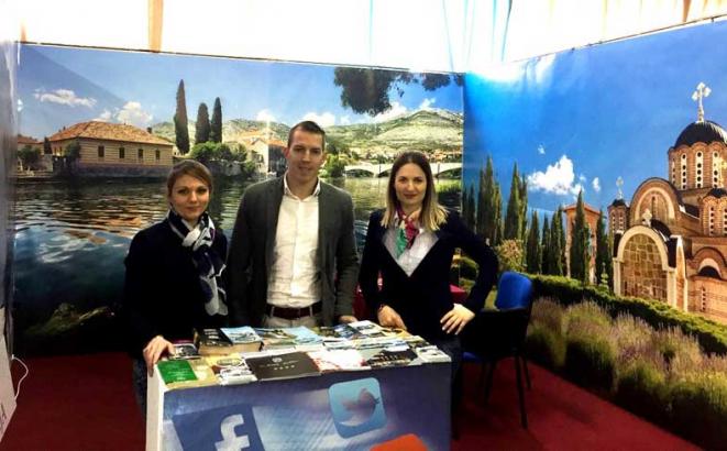 Predstavljena ponuda Trebinja na sajmu turuzma u Budvi