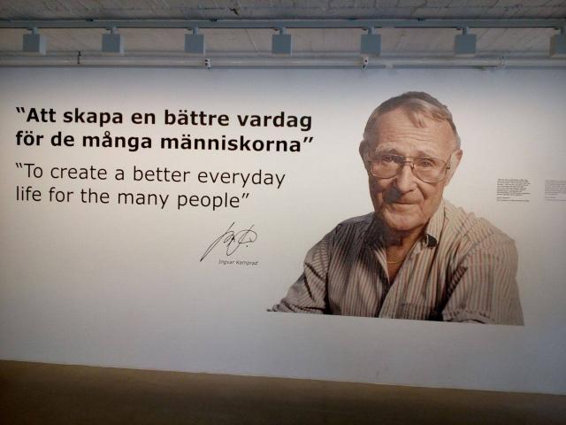 Kome je osnivač Ikee ostavio svoje bogatstvo?