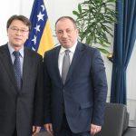 Crnadak – Sakamota: Japan želi da ulaže u konkretne projekte u BiH