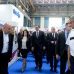 Vučić otvorio 21. Sajam privrede u Mostaru