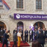 Filijala Komercijalne banke Trebinje na novoj lokaciji