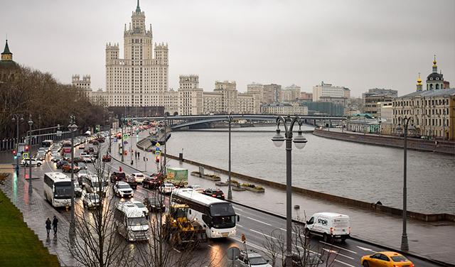 Skočio BDP Rusije, ali obaraju stopu rasta