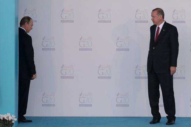 Putin i Erdogan oči u oči, da li će Rusi popustiti