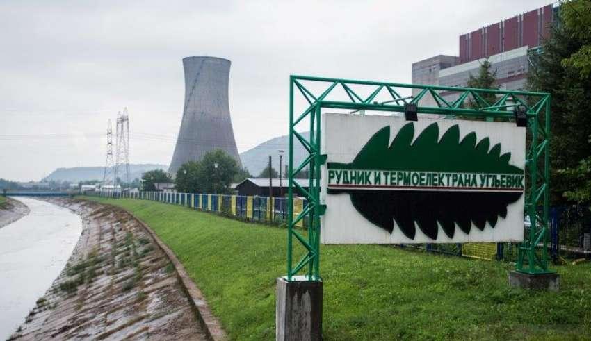 TE Ugljevik proizvela skoro polovinu električne energije u RS