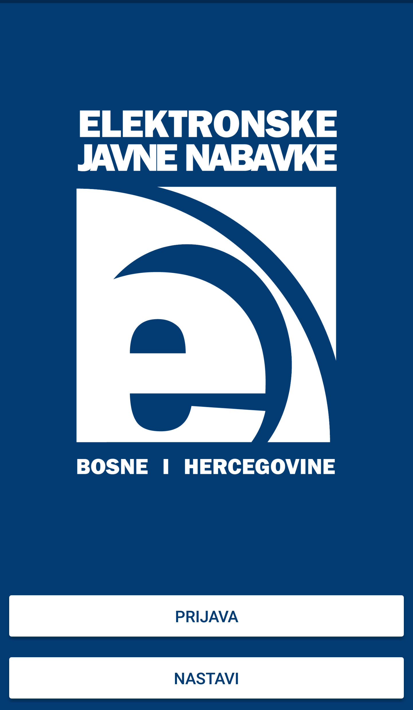 """Puštena u rad mobilna aplikacija """"e-Nabavke BiH"""""""