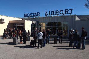 Uposlenici Aerodroma Mostar sutra organizuju štrajk upozorenja