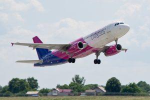 Avion kompanije Wizz Air večeras prvi put polijeće iz Tuzle za Beč
