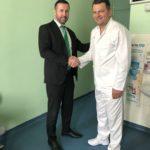Finansijska podrška Pedijatrijskoj službi bolnice u Prijedoru