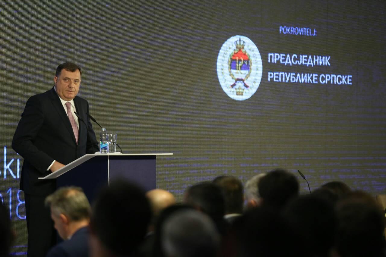Dodik tvrdi da je BDP porastao šest milijardi KM