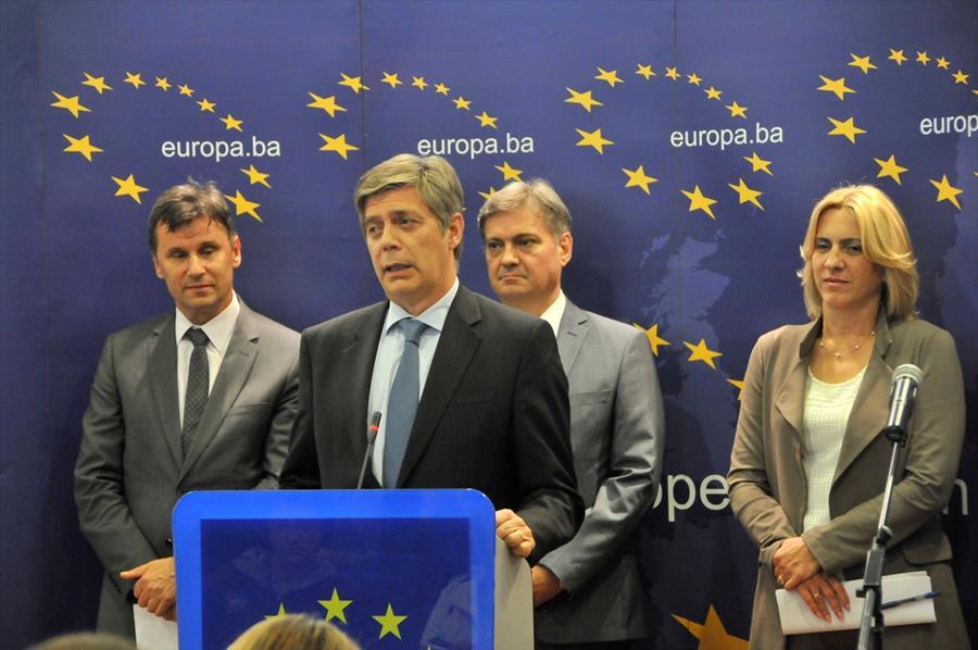 "Predstavljen projekat ""EU for biznis"" od 16,1 milion evra"
