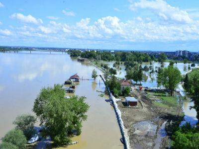 Drinskim nasipom do konačne zaštite Sebmerije od poplava