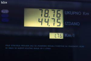 BiH i Poljska imaju gotovo iste cijene goriva, dizel najjeftiniji u Luksemburgu