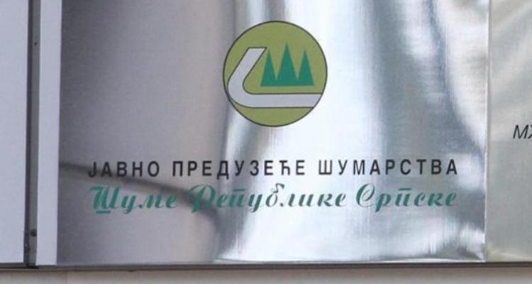 """""""Šume Srpske"""" godišnje ulože oko 12 miliona KM u zaštitu šuma"""