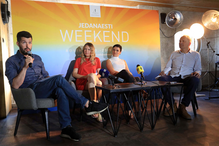 Sve teme bitne za industriju na Weekend Media Festivalu