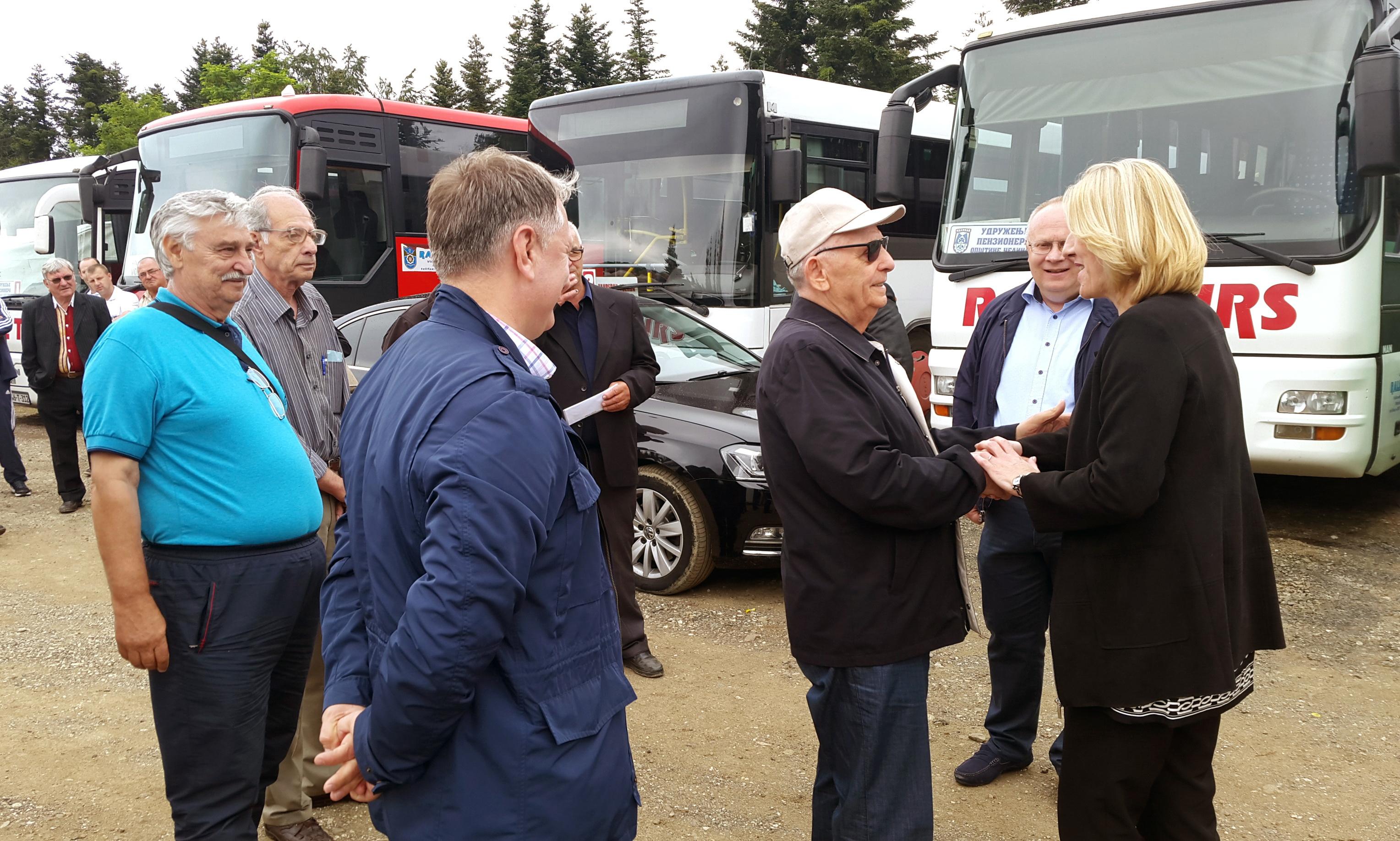 Cvijanović: Uskoro nove mjere za poboljšanje statusa penzionera