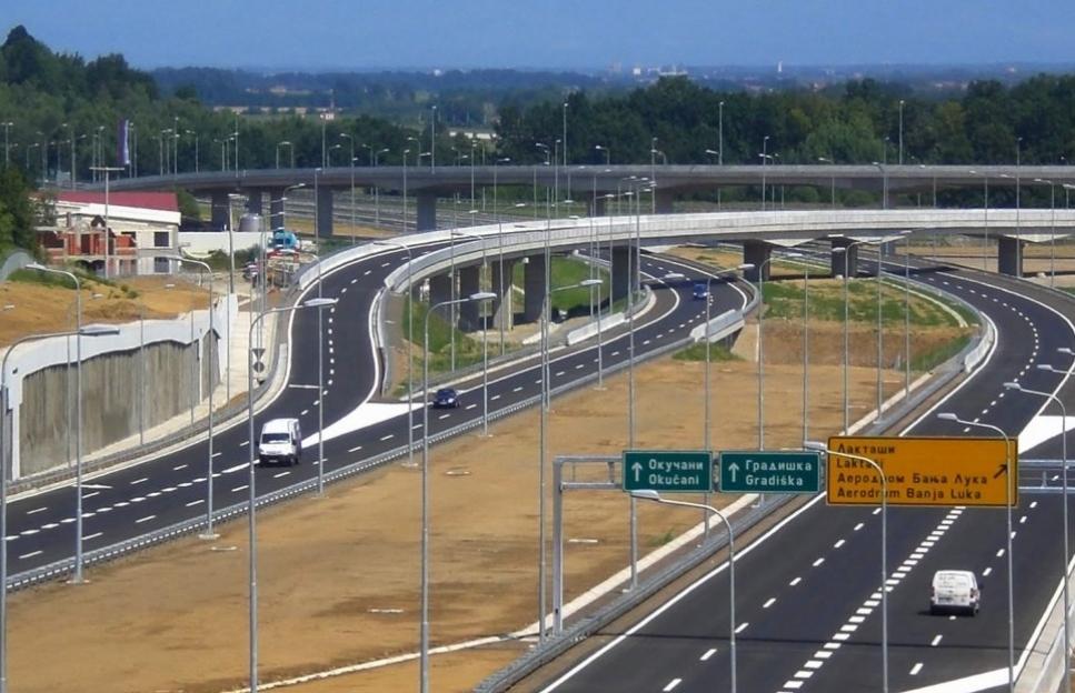 "Nadzor ""zakočio"" postavljanje kamera na autoputu Banjaluka – Gradiška"