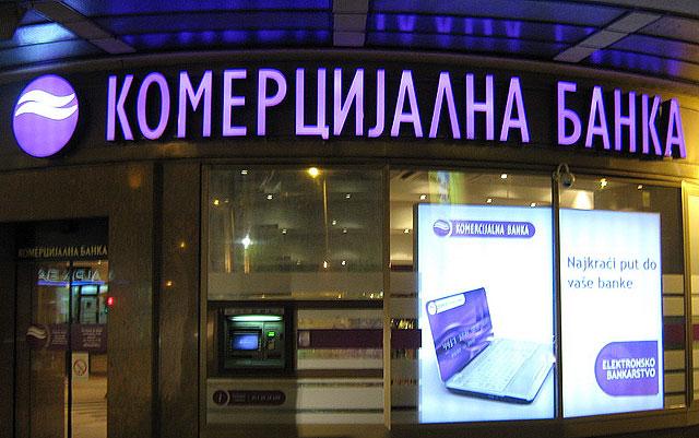 Država na gubitku ako proda Komercijalnu ispod 615 miliona evra