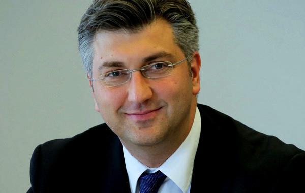 Plenković: Referendum o pristupanju EU bio je referendum i o uvođenju evra