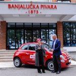 Automobil Fijat 500 odlazi u Prnjavor