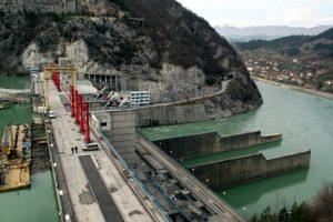 Hidroelektrane na Drini