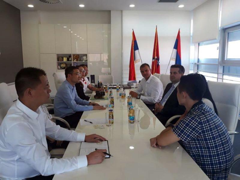 Kinezi zainteresovani za turističke sadržaje u Istočnom Sarajevu
