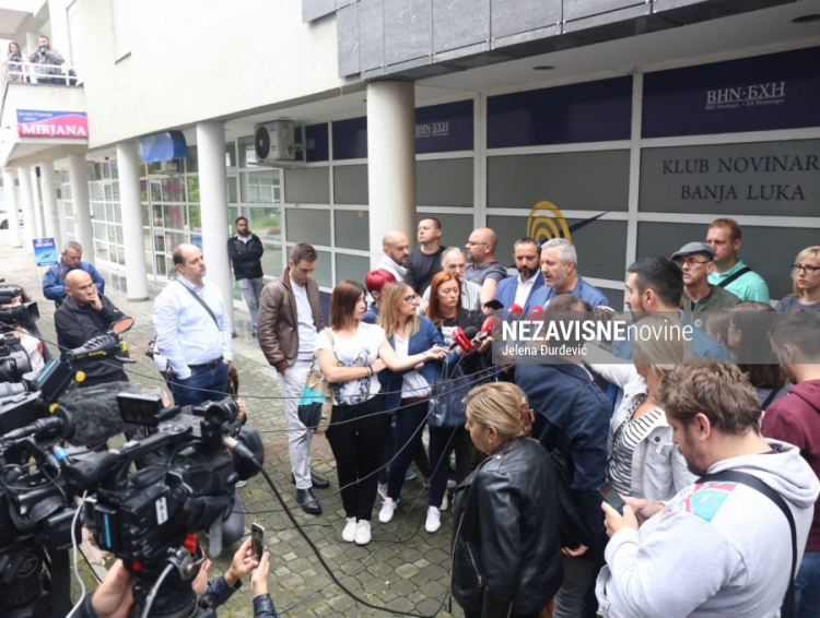 Hitno pronaći napadače na Kovačevića