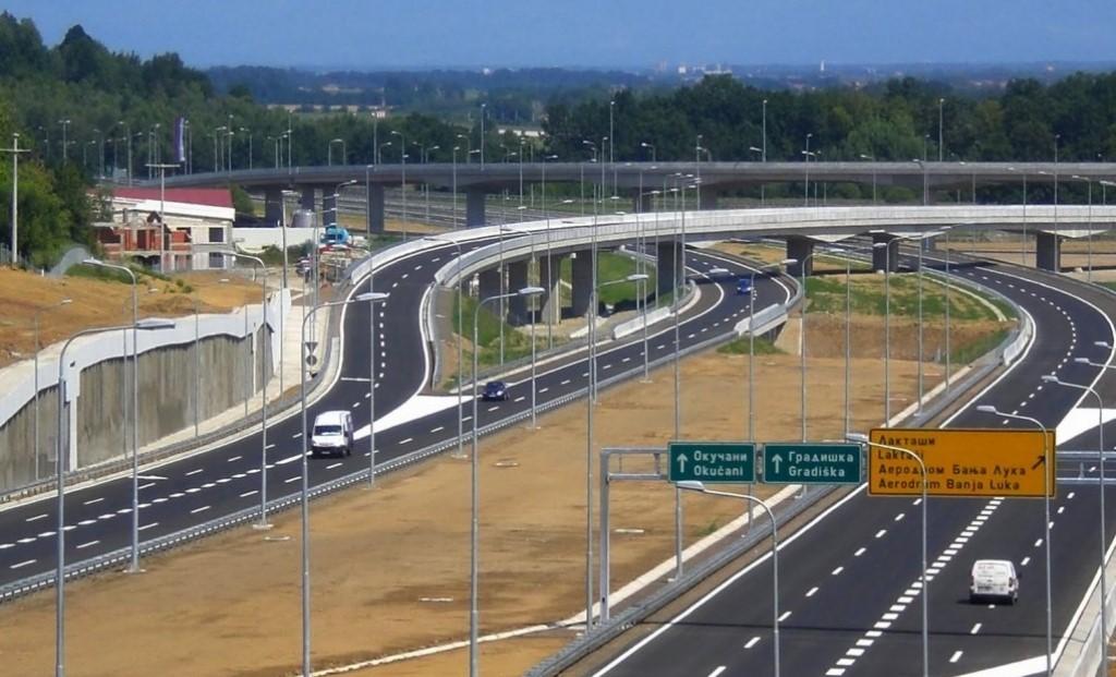 Počinje ugradnja nadzora od 16,6 miliona na autoputu Banjaluka – Gradiška