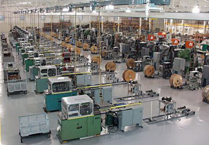 Industrijska proizvodnja u RS veća za 5,2 odsto