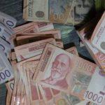 Više od 100.000 građana Srbije u nedozvoljenom minusu