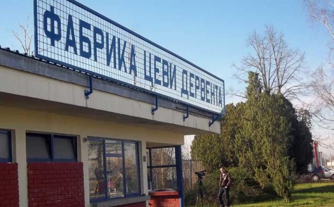 """Radnici u derventskom """"Unisu stupili u generalni štrajk"""