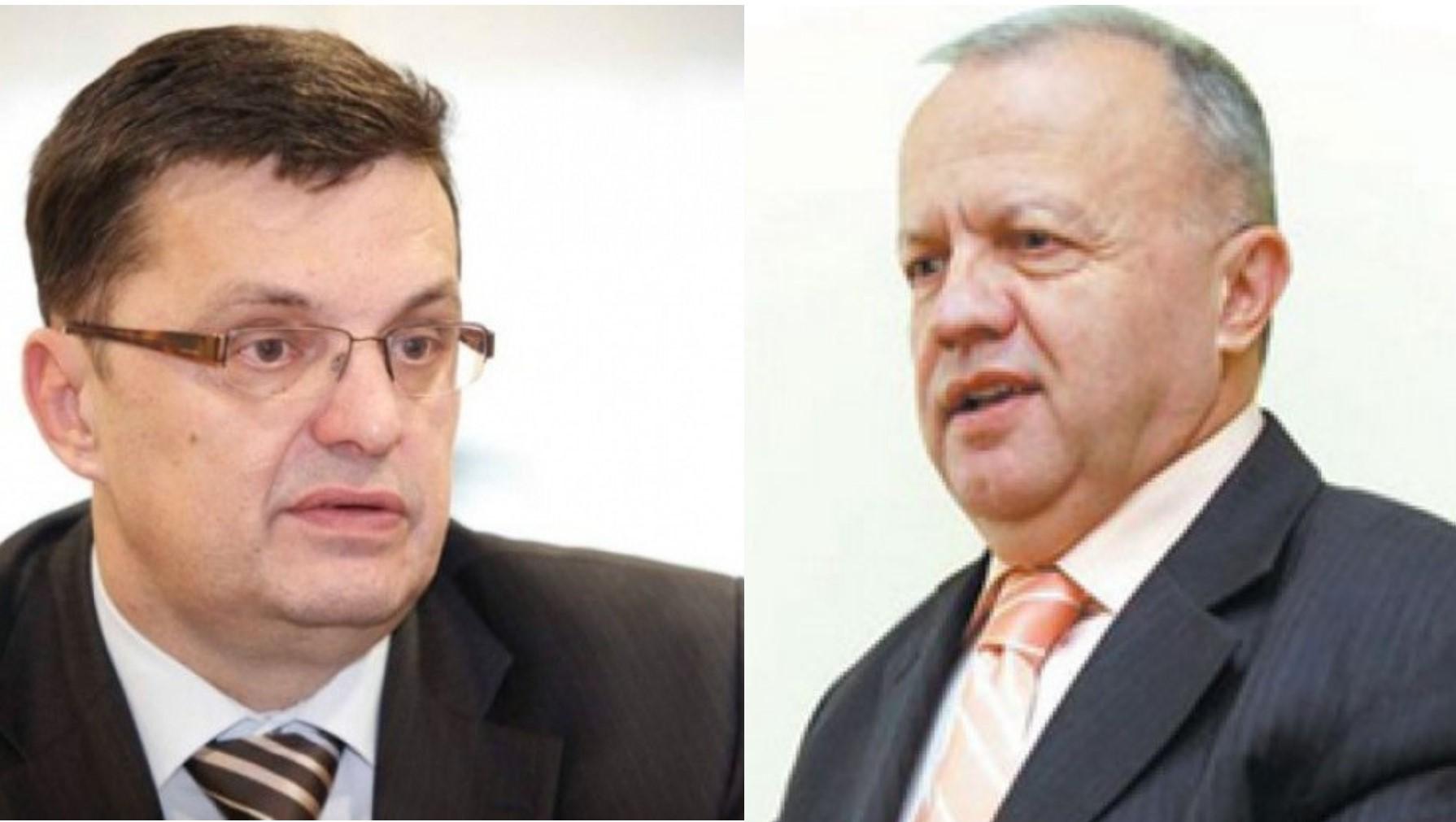 Zoran Tegeltija i Mile Banika