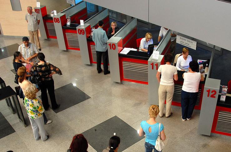 Srbija: Osam stranih banaka drži više od 50 odsto tržišta