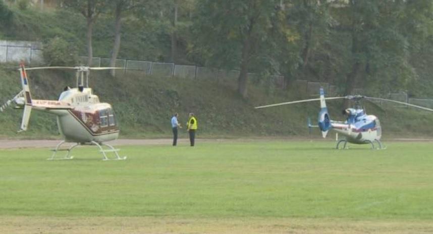 Milion za smještaj predsjedničkih helikoptera