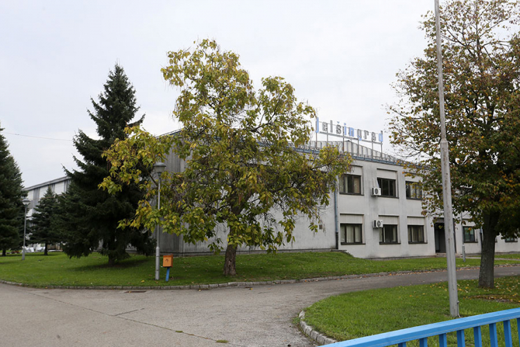 "Otvoren novi pogon ""PMP Jelšingrad-fabrika mašina"""