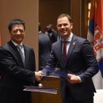 Potopisan sporazum o kineskom parku u Borči