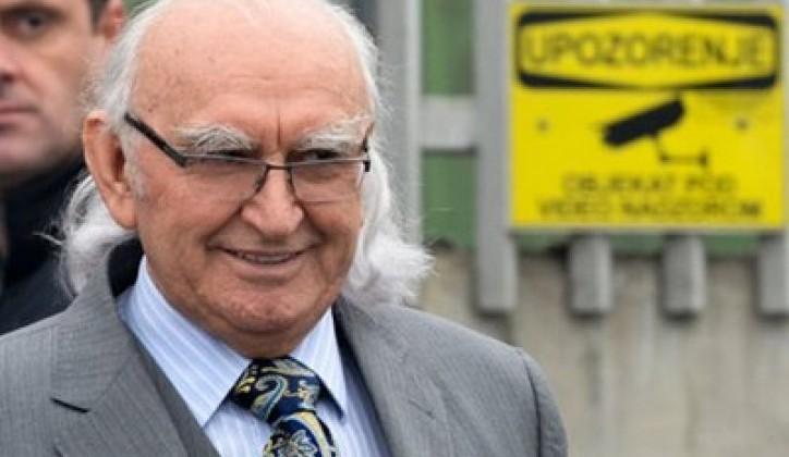 Pavlović se žalio na odluku suda o blokadi imovine