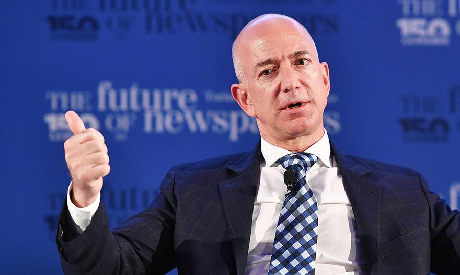 Vlasnik Amazona za dan izgubio 9,1 milijardu dolara