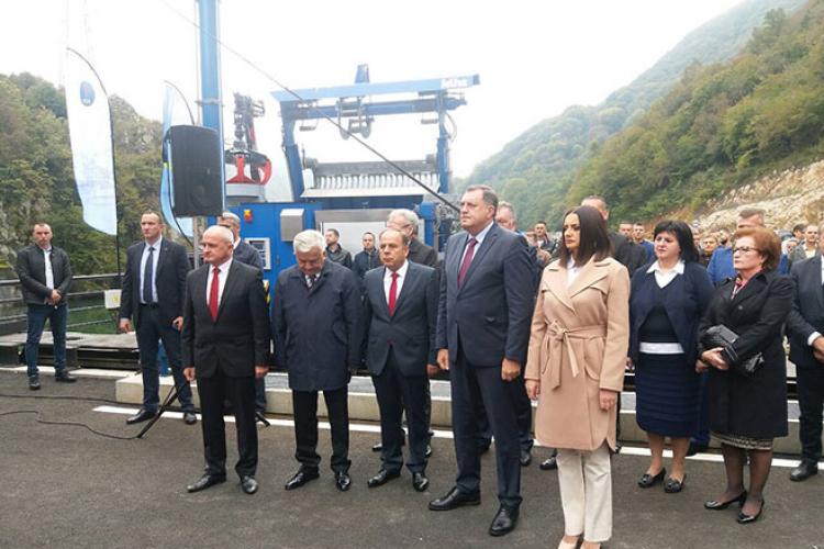 """Otvorena Hidroelektrana """"Bočac dva"""", uložena 42 miliona KM"""