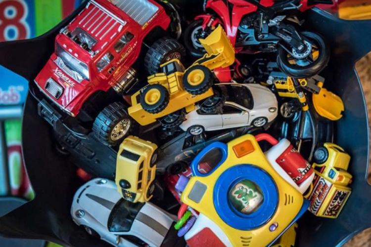 Zabranjen uvoz 1.296 komada igračaka porijeklom iz Kine