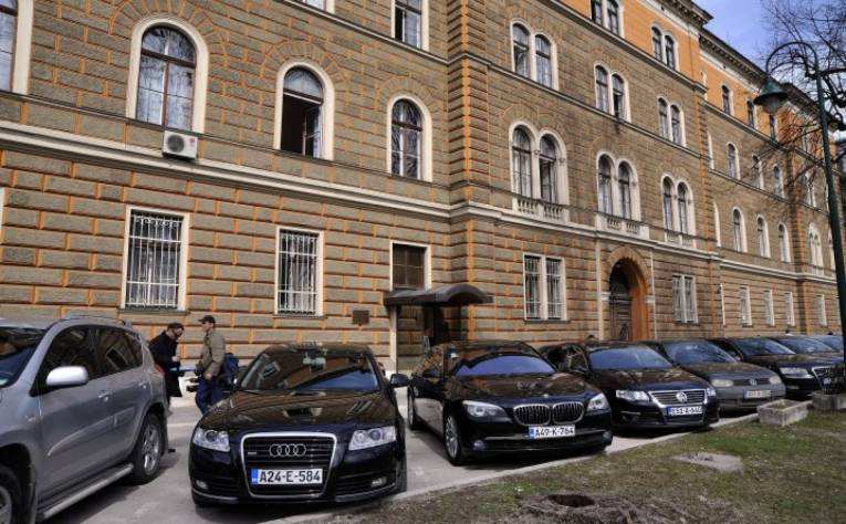 Predsjedništvo BiH kupuje dva automobila