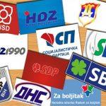 Stranke u BiH iz budžeta dobile više od 260 miliona KM