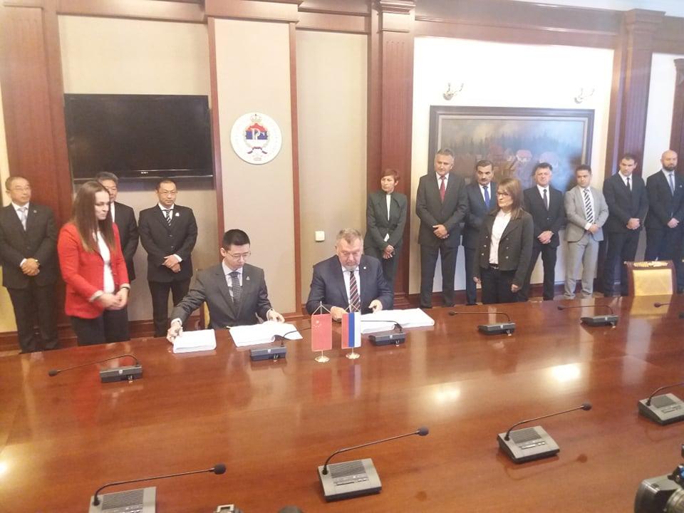 Ugovor za autoput Banjaluka – Prijedor biće potpisan sutra