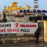 Štrajk u Uljaniku, radnici izašli na ulice