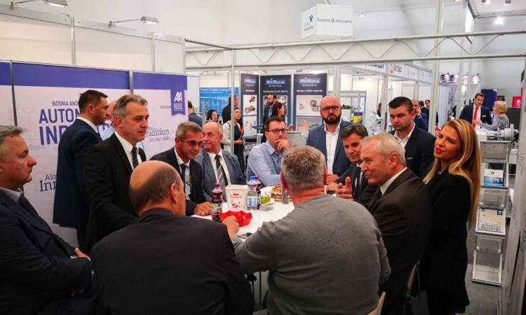 Devet kompanija iz BiH na međunarodnom sajmu Volkswagenovih dobavljača IZB 2018